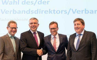Ralph Schlusche bleibt weitere acht Jahre im Amt