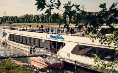 """10 Jahre econo Rhein-Neckar: Jubiläumsfeier auf der """"Königin Silvia"""""""